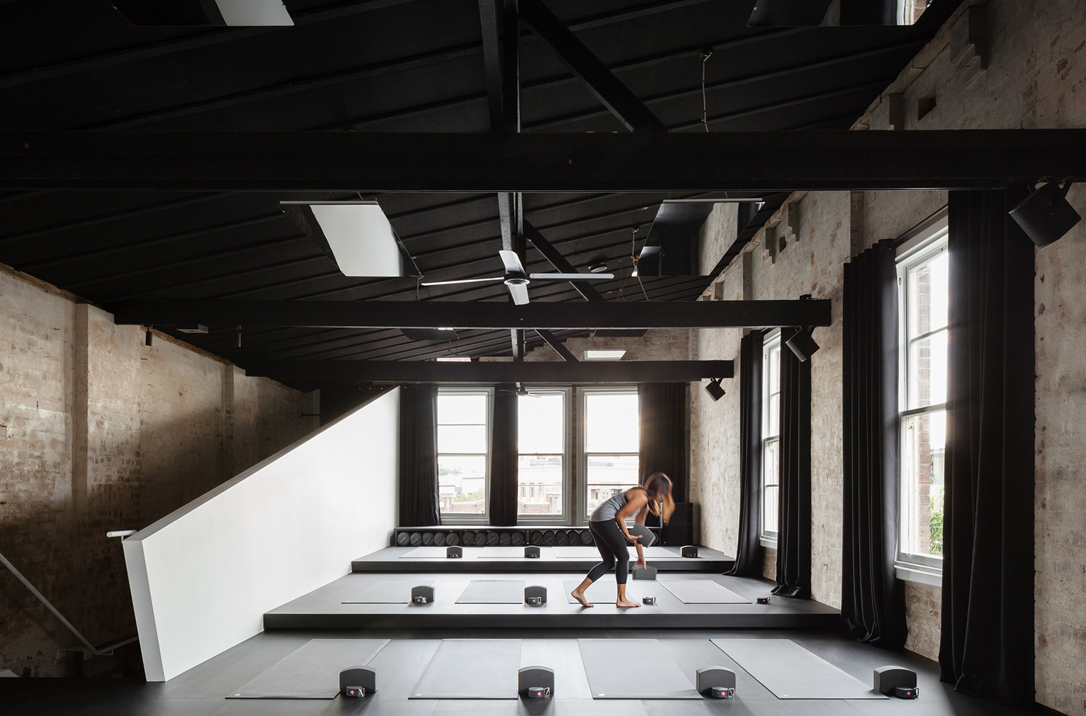 These yoga studios set a new standard for calming design: Humming puppy in Australia