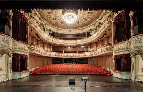 Helsinki's historic Alexander Theatre is for sale