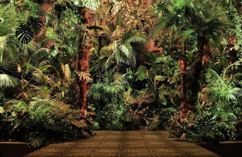 Dolce & Gabbana plant a 'Sicilian jungle' in Milan