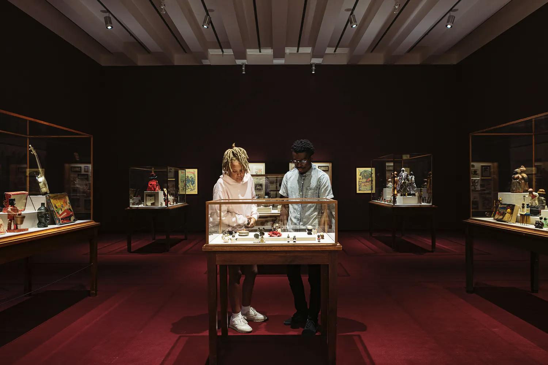Theaster Gates turns the Walker Art Centre's galleries into an immersive gesamtkunstwerk