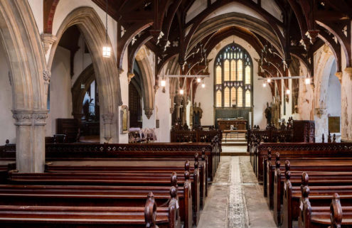 Conversion challenge: a listed chapel ripe for new life in London's Chelsea
