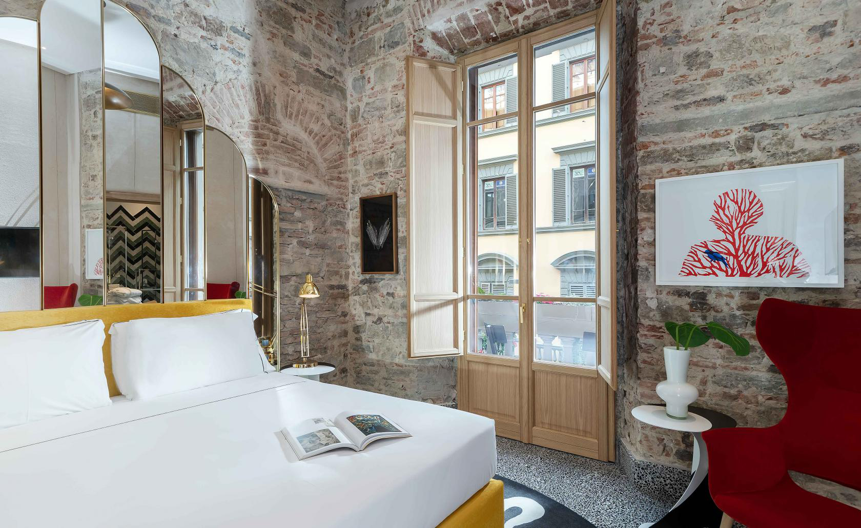 Hotel Calimala in Florence - opening October 2019