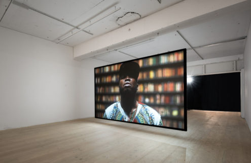 Peek inside Theaster Gates's immersive intervention 'Black Image Corporation'