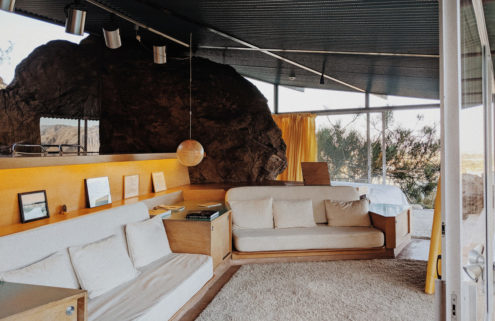 Iconic spaces: take a tour of beloved Palm Springs landmark Frey House II