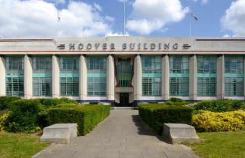 Explore Britain's surviving Art Deco landmarks