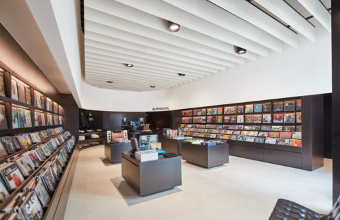 This LA record store appeals to the perfectionist in us all