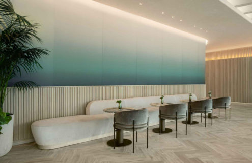 Montreal's new Four Seasons is all marble, brass and velvet