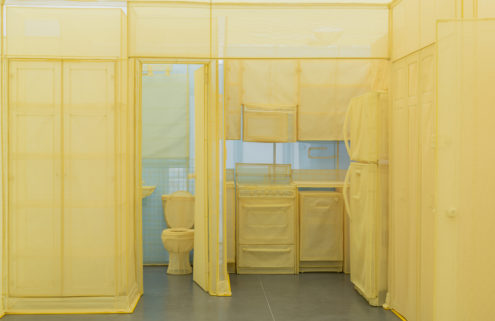 LACMA is gifted a ghostly replica of Do Ho Suh's New York apartment