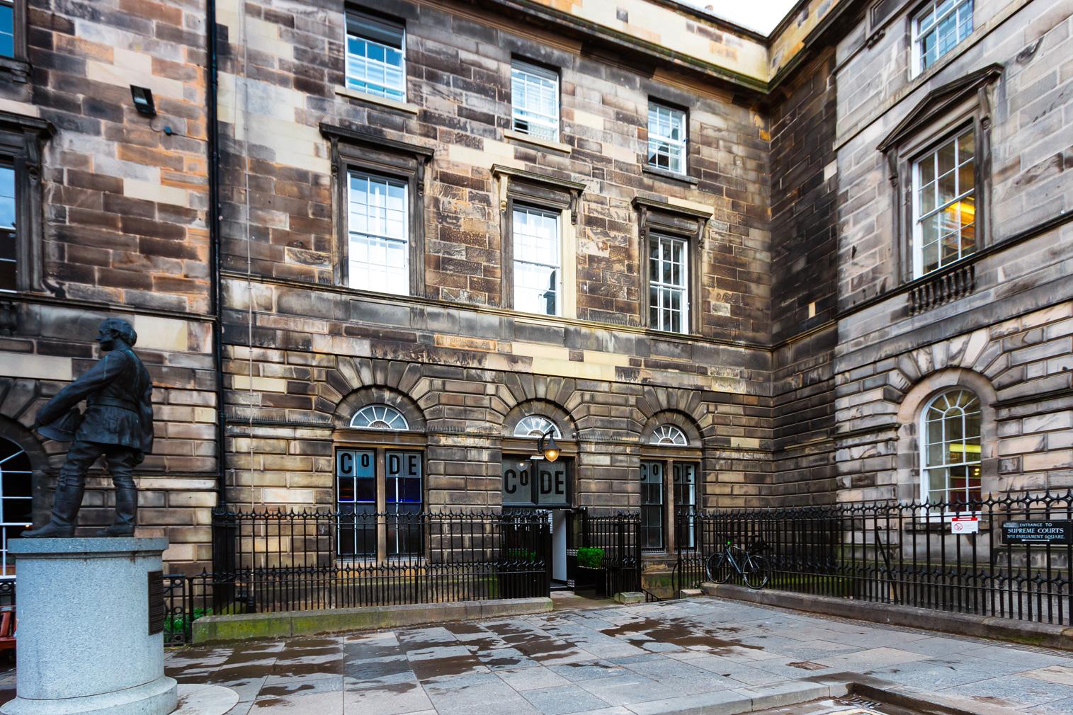 The Court, CODE Pod Hostels Edinburgh