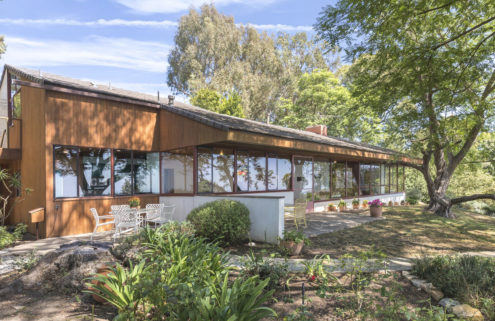 Richard Neutra's Coe House is for sale