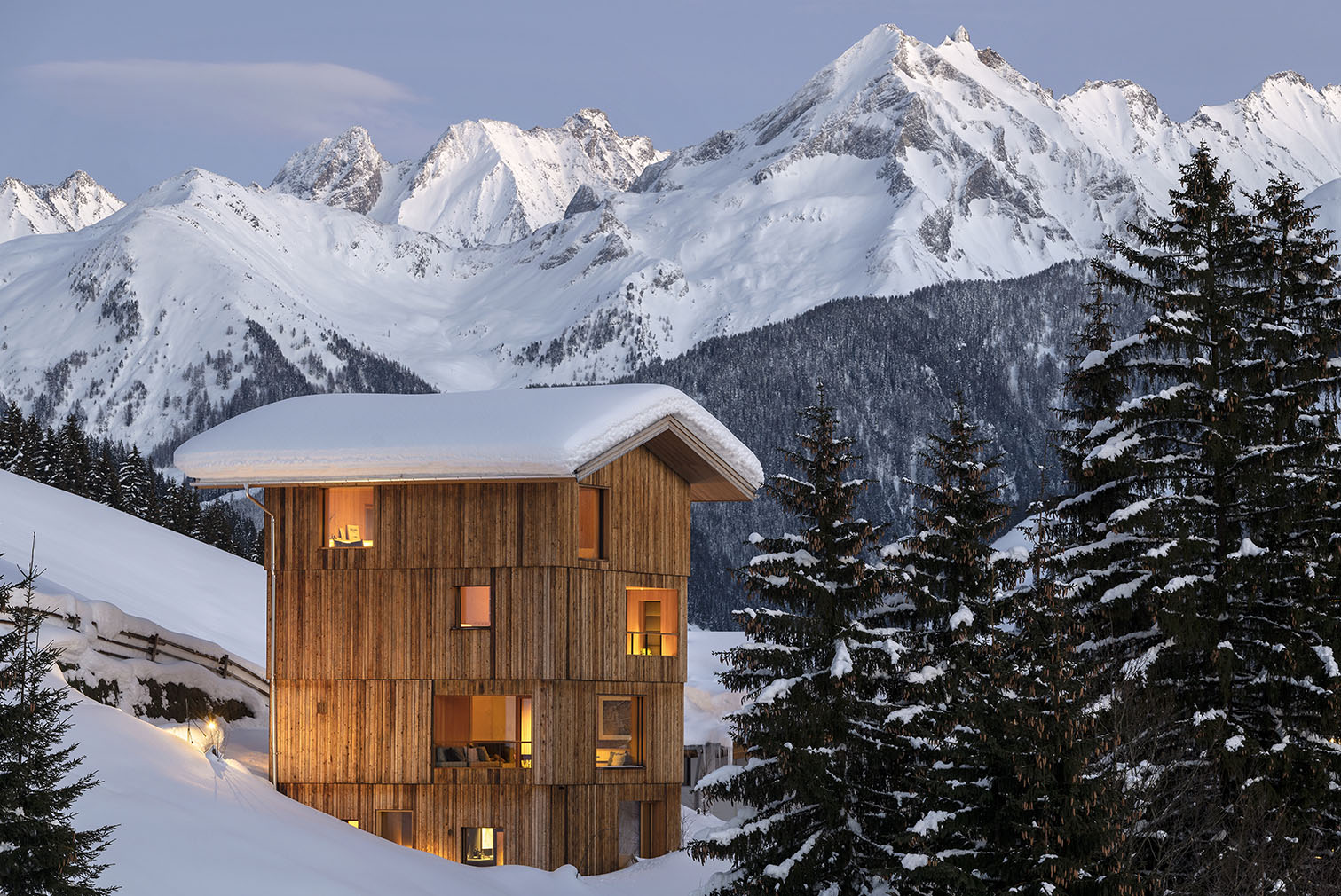 Turmhaus Tirol holiday home for rent in the Tyrolean Alps