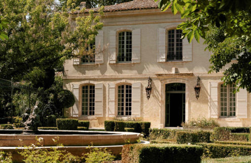 Le Mas de Chabran puts a fresh spin on country living in Provence