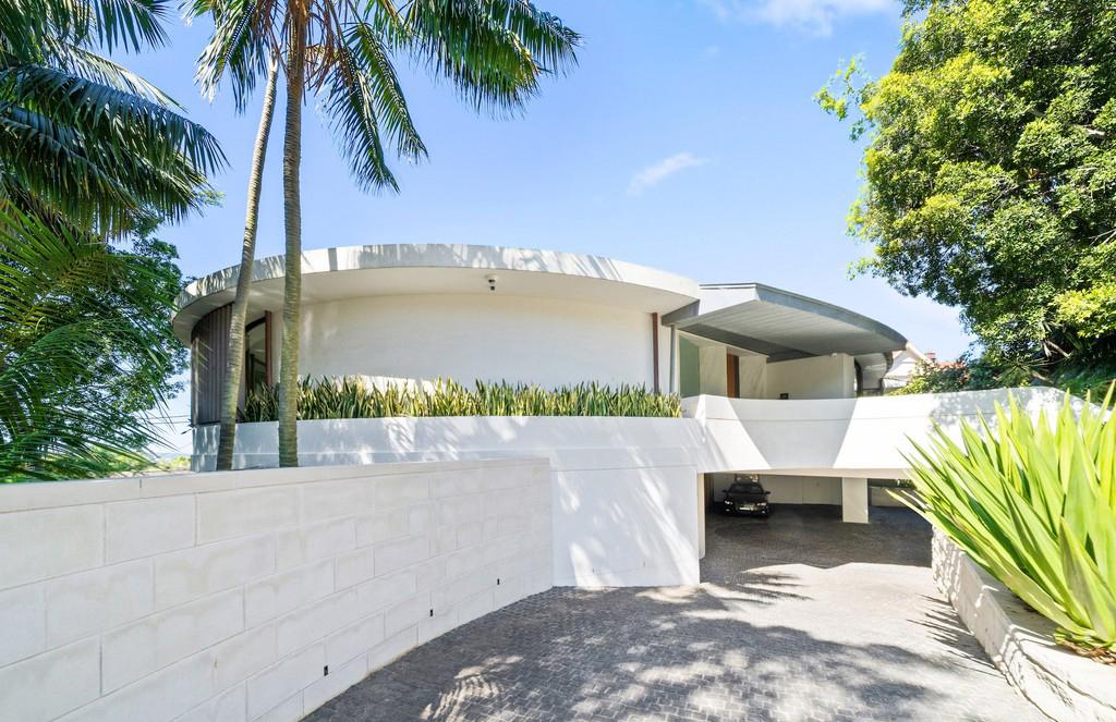 Circular Fred Fox home lists in Sydney following revamp