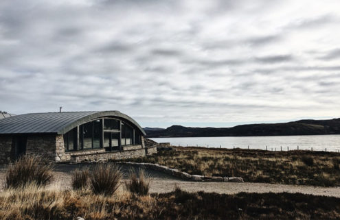 A Scottish Highlands retreat helps guests reconnect with nature