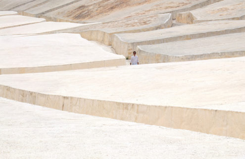 Musician ARP takes us on a tour of Sicily landmark Cretto di Burri