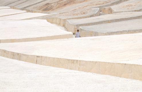 Musician ARP takes us on a tour of Sicily landmark Cretto di Burri
