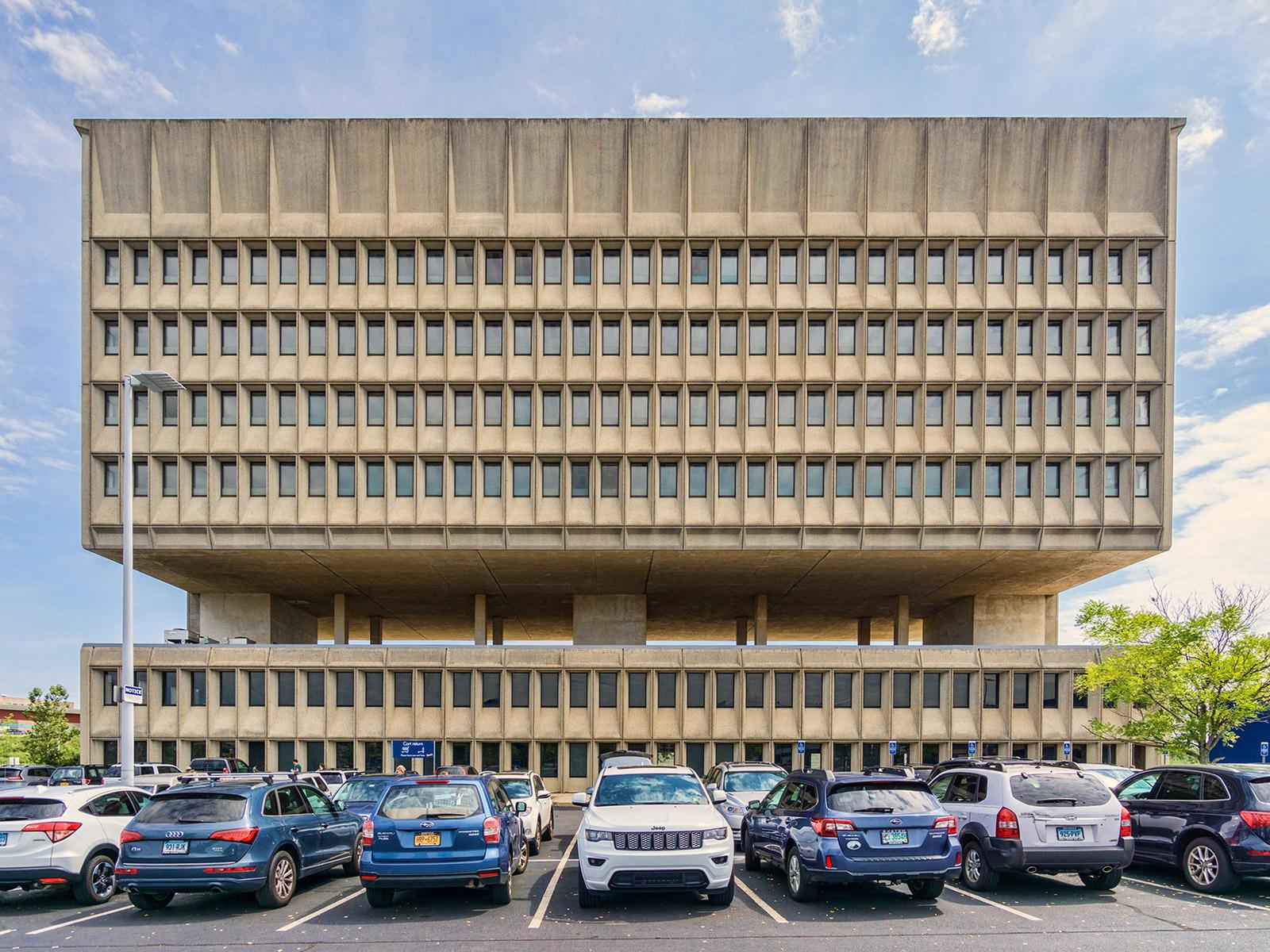 Armstrong Rubber Company HQ aka Pirelli Building
