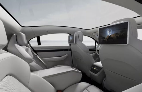 Surprise – Sony is launching a car