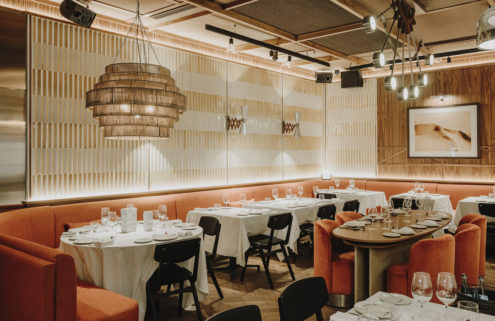 The best Madrid restaurants for flavoursome design