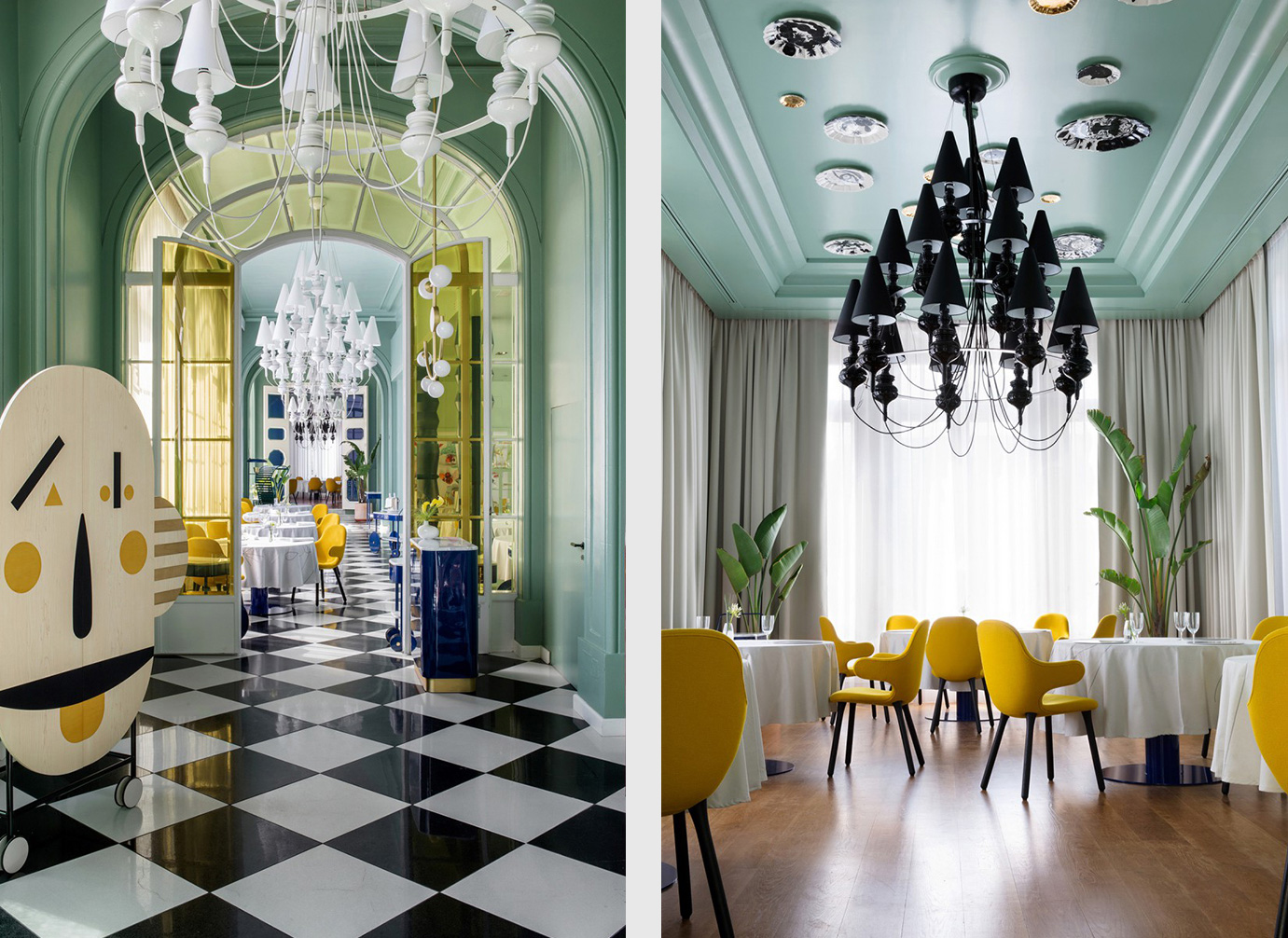 Jaime Hayón gives Madrid's La Terraza del Casino restaurant a playful refresh