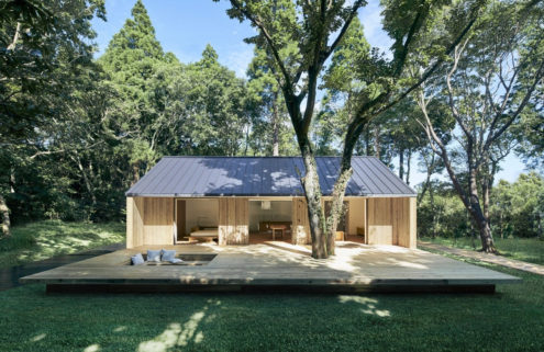 Muji's new prefab is designed to age with its inhabitants