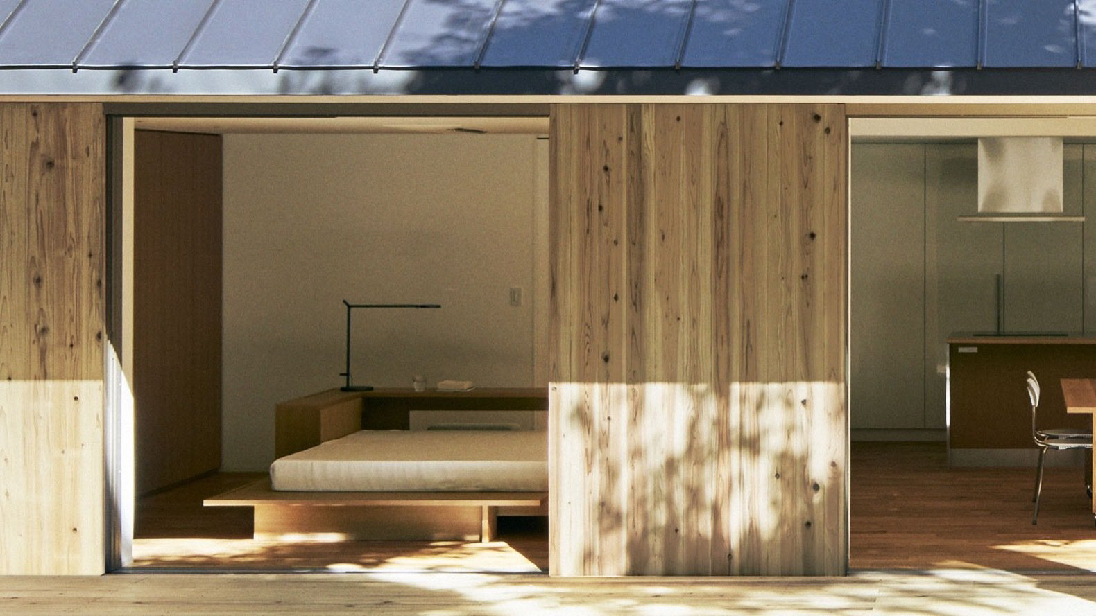 Yō no Ie House, Muji prefab