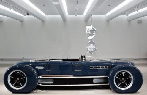 Fred Krugger draws on Streamline Moderne for new FD racing car