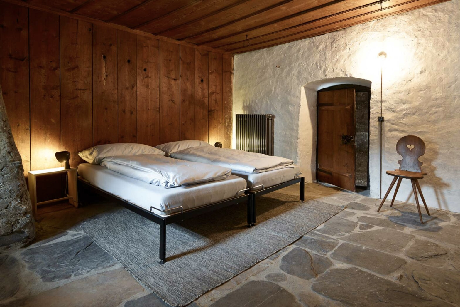 Swiss mountain retreat Türalihus whisks guests back through the centuries