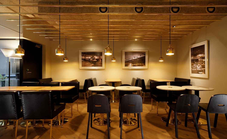 Maja puts a Nordic twist Japan's infamous capsule hotels
