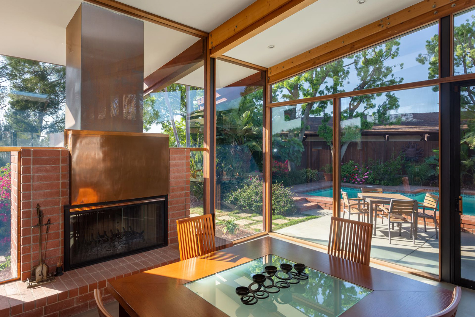 The Meyer Residence in Sherman Oaks, Los Angeles, by Ray Kappe