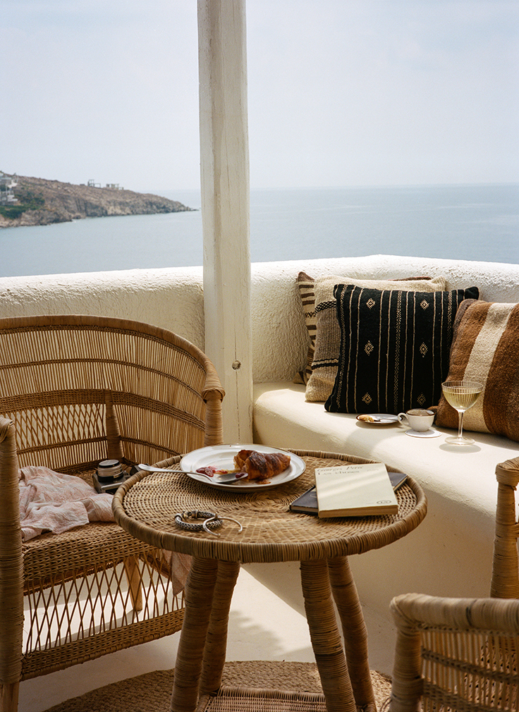 Soho Roc House opens on Mykonos – and it's all about the sea views