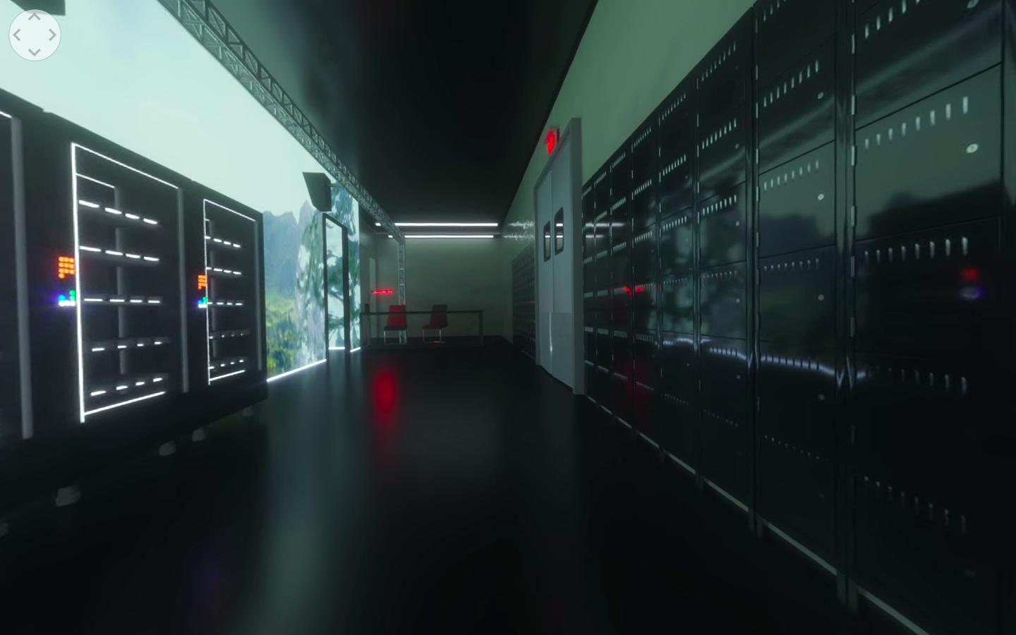 Fractal Fantasy gives FACT a guided tour of its dream nightclub in 'Virtua'