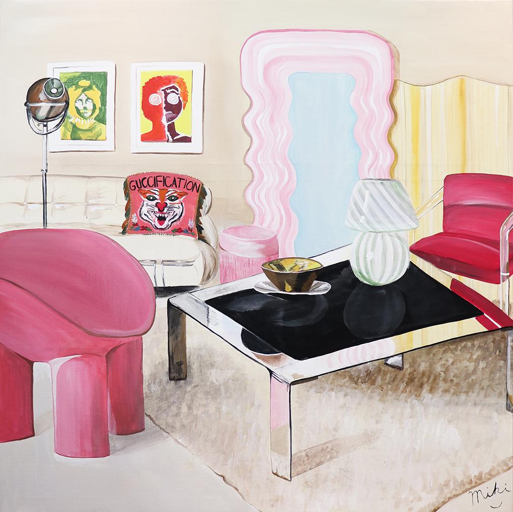 Miki Matsuyama, , 'Interior Designed by 1stdibs', 2020