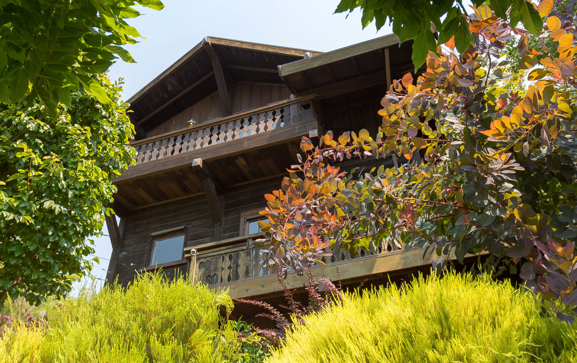 The Albert Schneider House is for sale in Berkeley