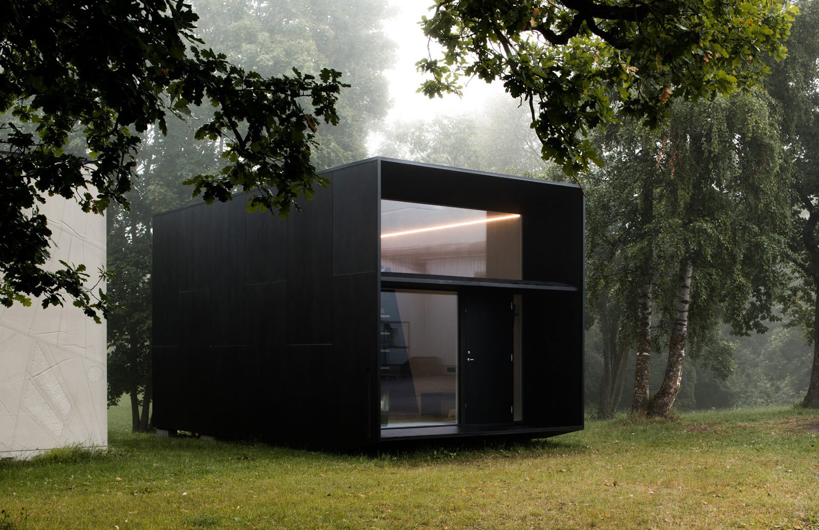 Kodasema's Nordic tiny homes are now available in the USA