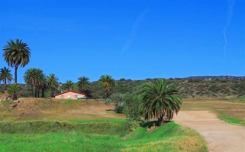 John Wayne's Rancho Pavorea