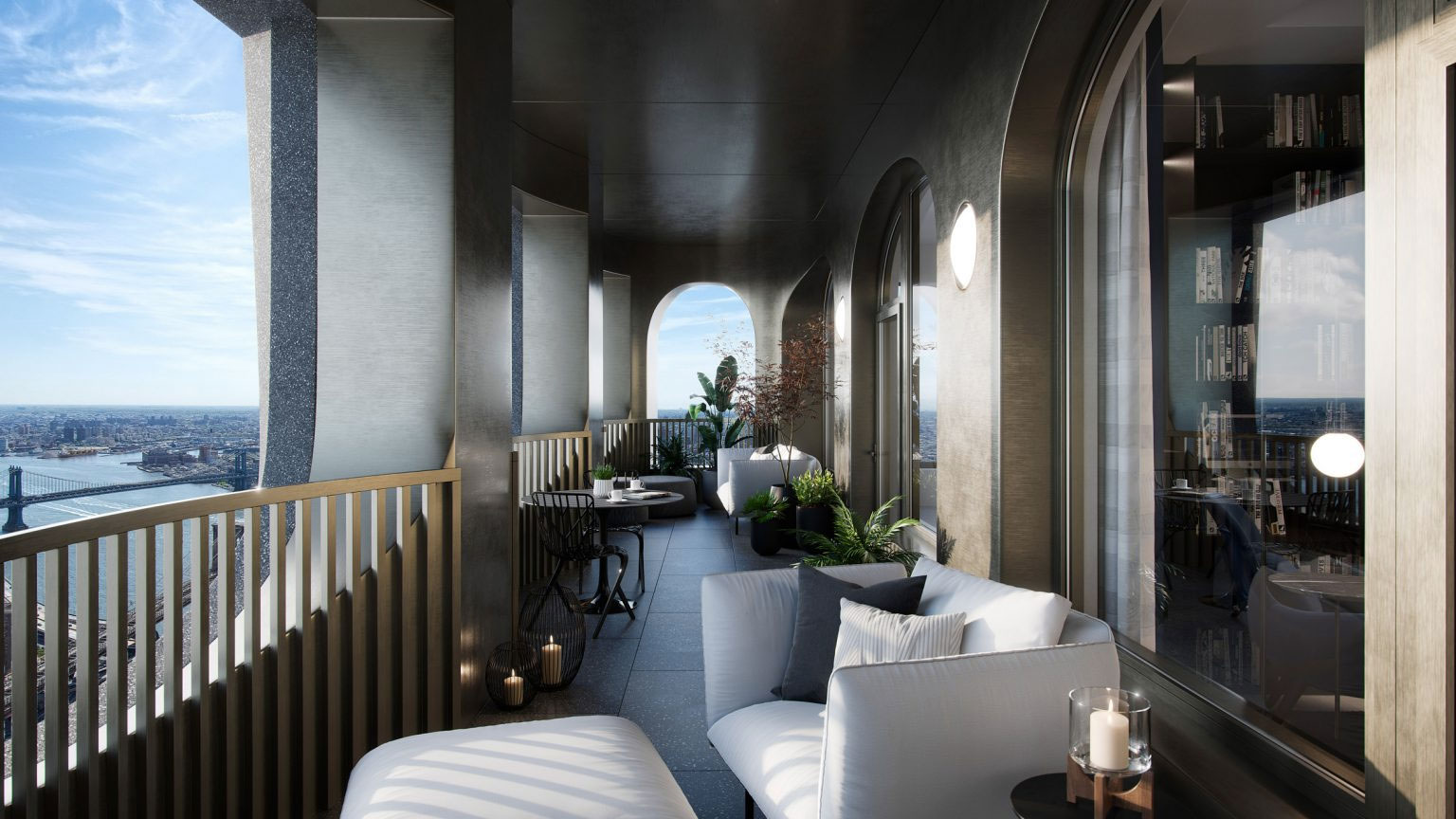 Sir David Adjaye partners with Aston Martin on five lavish NY apartments