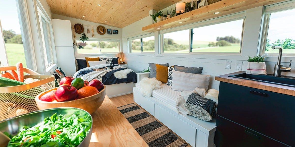 The IKEA Tiny Home Project