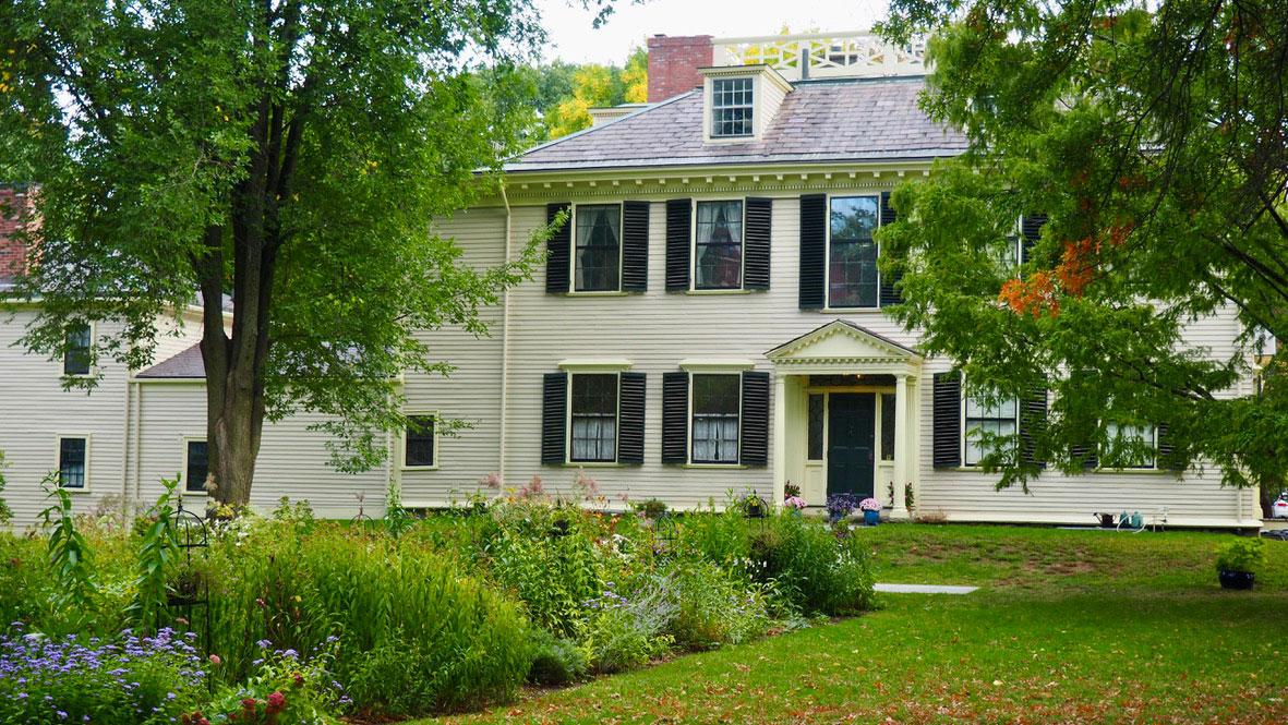 Explore the rainbow houses of Boston's Jamaica Plain: The Loring-Greenough House