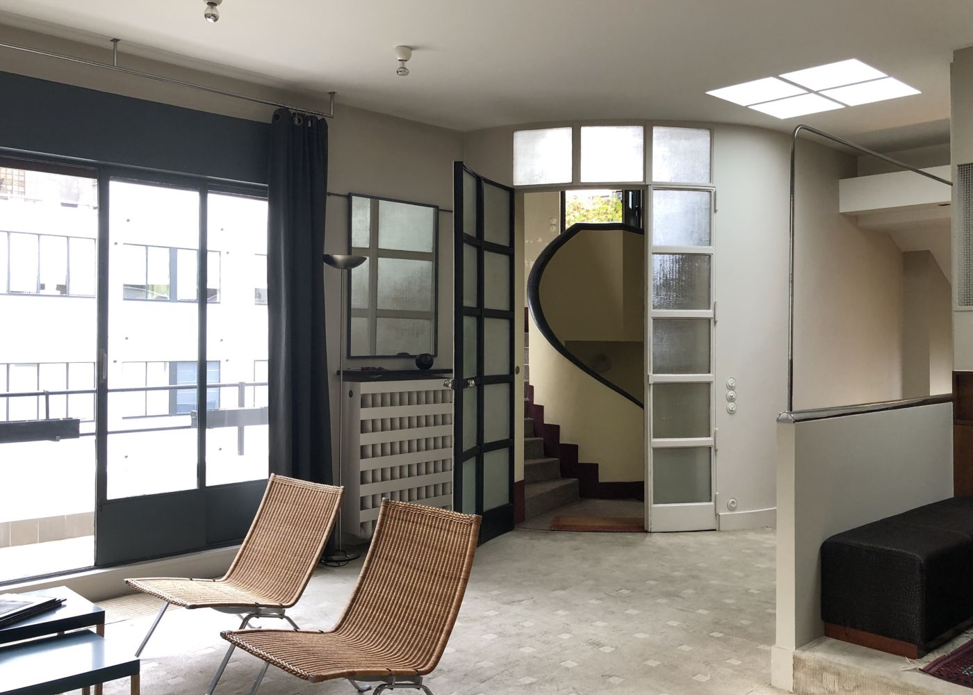 Art deco apartment in Hôtel Martel, 16th arrondissement